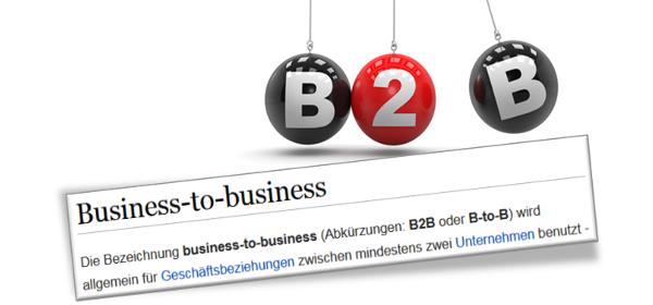 B2B Service für Elektrofachbetriebe