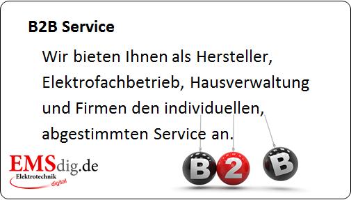 b2b Service von EMSdig.de